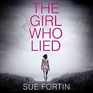 The Girl Who Lied cover art