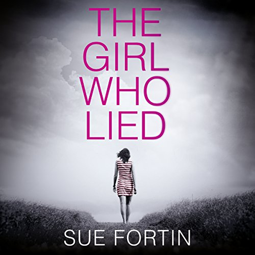 The Girl Who Lied audiobook cover art