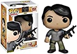 YUMENG The Walking Dead Figura-Prisión Glenn Figura Pop Forma TV Colección 10CM...