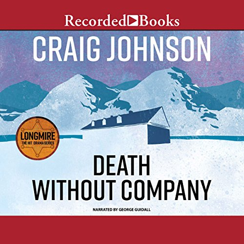 Death Without Company audiobook cover art