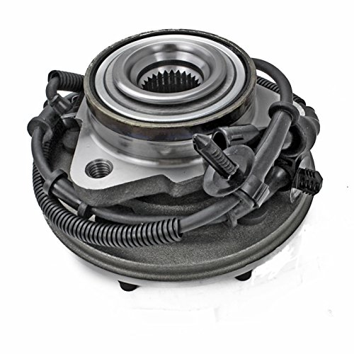 CRS NT515050 New Wheel Hub Bearing Assembly, 1 Piece, Front Left (Driver)/ Right...