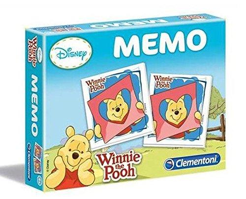 Clementoni - 13402 - Jeu Éducatif et Scientifique - Memo Games - Winnie