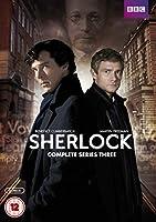 Sherlock Series 3 シャーロック シリーズ3 [PAL-UK] [DVD][Import]