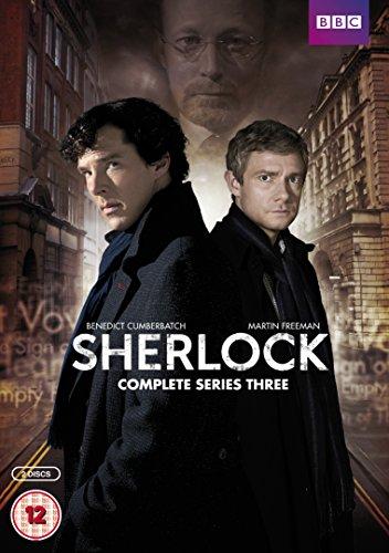 Sherlock - Series  3 (2 DVDs)