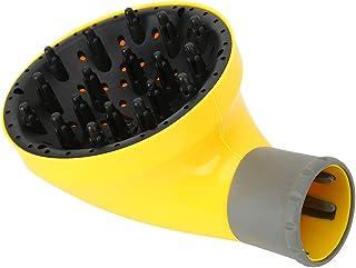 Difusor de secador de pelo Difusor de pelo universal, Difusor de secador de pelo profesional, Difusor de pelo ondulado que da forma al pelo rizado Difusor de pelo de secador de(yellow)