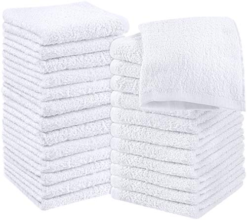 Our #2 Pick is the Utopia Towels Cotton Washcloths