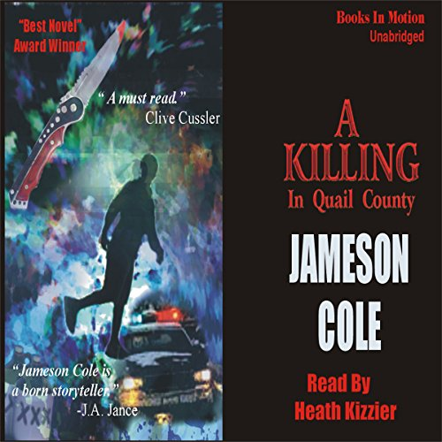 A Killing in Quail County audiobook cover art