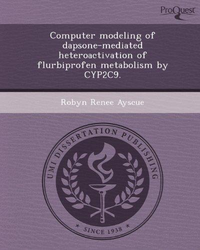 Computer Modeling of Dapsone-Mediated Heteroactivation of Flurbiprofen Metabolism by Cyp2c9