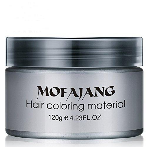 MOFAJANG Silver Hair Wax Review