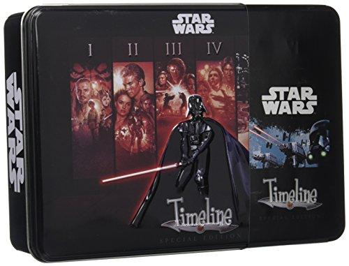Timeline Star Wars – Estuche Especial – Asmodee – Juego de Mesa – Juego de Cartas