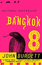 Bangkok 8 book cover