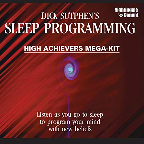 Sleep Programming High Achievers cover art