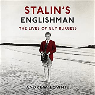Couverture de Stalin's Englishman