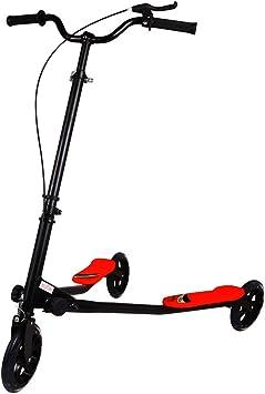 Scooter Patinete 3 Ruedas Plegable Speeder Y-Scooter (Altura ...