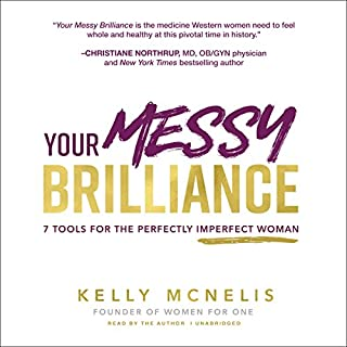Your Messy Brilliance audiobook cover art