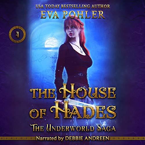 Couverture de The House of Hades
