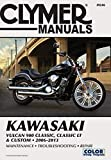 Kawasaki Vulcan Classic,ClassicLT&Custom 06-13 (Clymer Manuals: Motorcycle Repair)