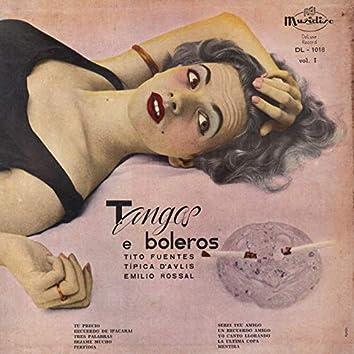 Tangos e Boleros, Vol. 1