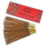 raajsee varitas de incienso Dragonblood 100 g Pack100% orgánico puro natural de la mano laminado gratuito Sangre de dragón