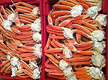 Today Gourmet Foods of NC- Snow Crab Legs- 5-8oz Clusters  5 Lbs