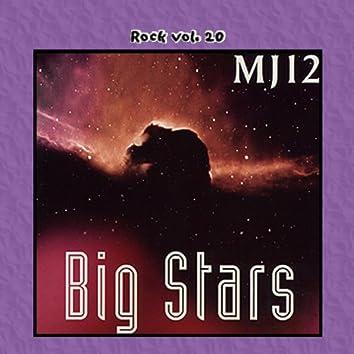 Rock Vol. 20: MJ12-Big Stars