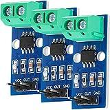 AZDelivery 3 x ACS712 30A Ampere di corrente ACS Modulo sensore Range Current Sensor module compatibile con Arduino Bascom e Raspberry Pi con eBook
