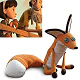Skpitin Plush Doll Figurine Toy Pet Pillow Animal, the Little Prince Fox Plush Dolls Prince Stuffed Animal Plush Education Toys for Baby Kids Birthday
