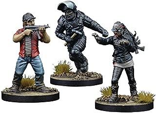 Walking Dead - Tyreese, Prison Advisor Booster - Wave IV