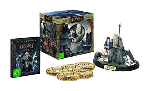 Der Hobbit: Die Schlacht der fünf Heere [Extended Collector's Edition] [3D Blu-ray] [Limited Edition]