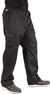 Lee Cooper Men's 205 Cargo Multi Pocket Cargo Work Trousers