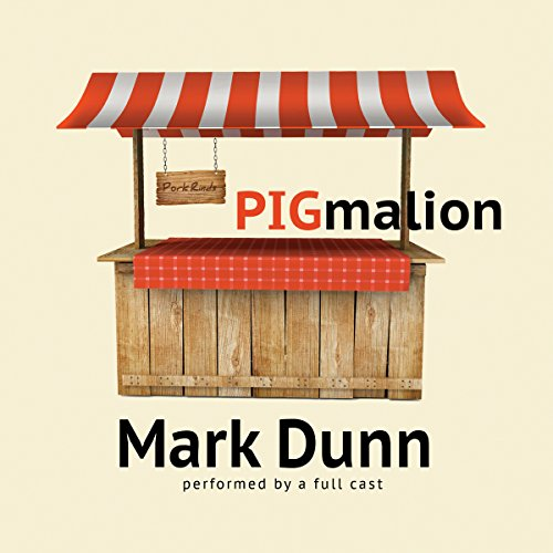 PIGmalion audiobook cover art