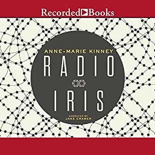 Radio Iris audiobook cover art