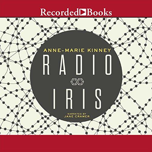 Radio Iris audiobook cover art