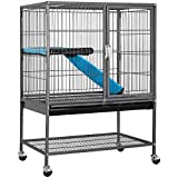 Yaheetech Metal Rolling Critter Nation Cage...