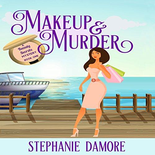 Makeup & Murder audiobook cover art