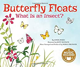 Butterfly Floats: What Is an Insect? (Animal World: Animal Kingdom Boogie)