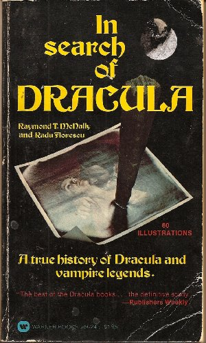 In Search of Dracula 0446892459 Book Cover