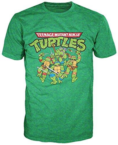 ninja turtle adult tshirts - 1