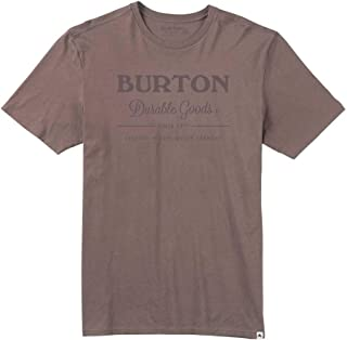 Burton Snowboards Men's Durable Goods Ss T-Shirt Shirt