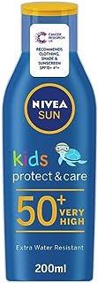 Nivea Sun Children Sun Lotion SPF 50+ Long Lasting Water Resistant Immediate UVA Protection - 200ml
