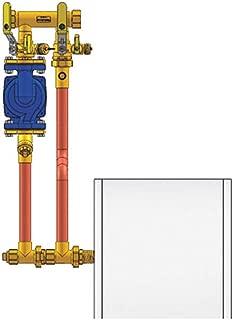 Webstone - 4CC4-080 - 1 IPS Boiler Installation Kit, For Use With: Burnham Alpine Boiler ALP-080, Lochinvar KBN-081