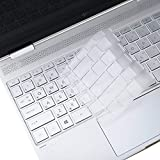 "Clear Keyboard Cover Protective Skin for 13.3"" HP ENVY 13-AD 13-AE 13-AF Series"