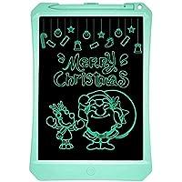 11インチのハイライト手書きタブレット子供の落書きデッサンの練習のおもちゃの色手書き グラフィティペインティングアートツール (Color : Green)