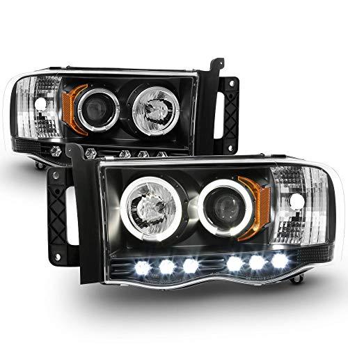 04 ram halo headlights - 7