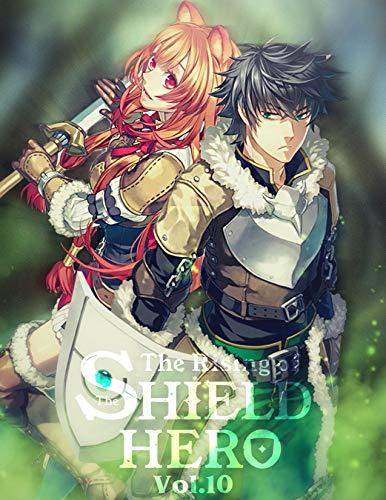 Rising shield hero: The Rising of the Shield Hero Volume 10  Tate no yuusha no nariagari manga volume 10 (English Edition)