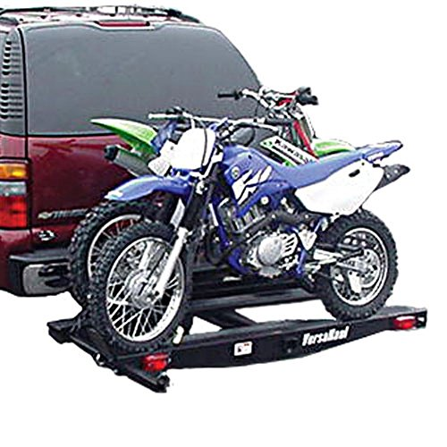 Versa Haul VH-55DMRO Double Motorcycle Carrier with Ramp