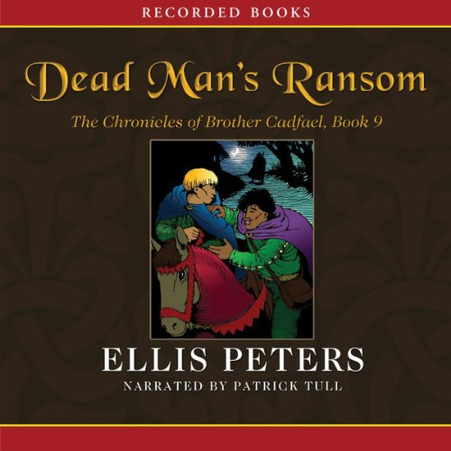 Dead Man's Ransom audiobook cover art