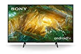 Sony KD49XH8096PBAEP, Android Tv 49 Pollici, Smart Tv 4K Hdr Led Ultra Hd, con Assistenti Vocali...