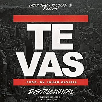 Te Vas (Version Instrumental)