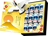 【Amazon.co.jp限定】 アサヒスーパードライジャパンスペシャル富士山缶ビールセット(JS-EG) [ 350ml×12本 ] [ギフトBox入り]